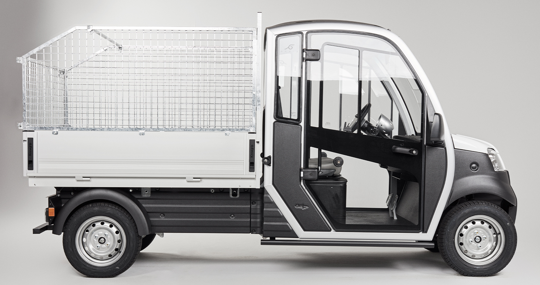 Garia Utility EC mech cage side
