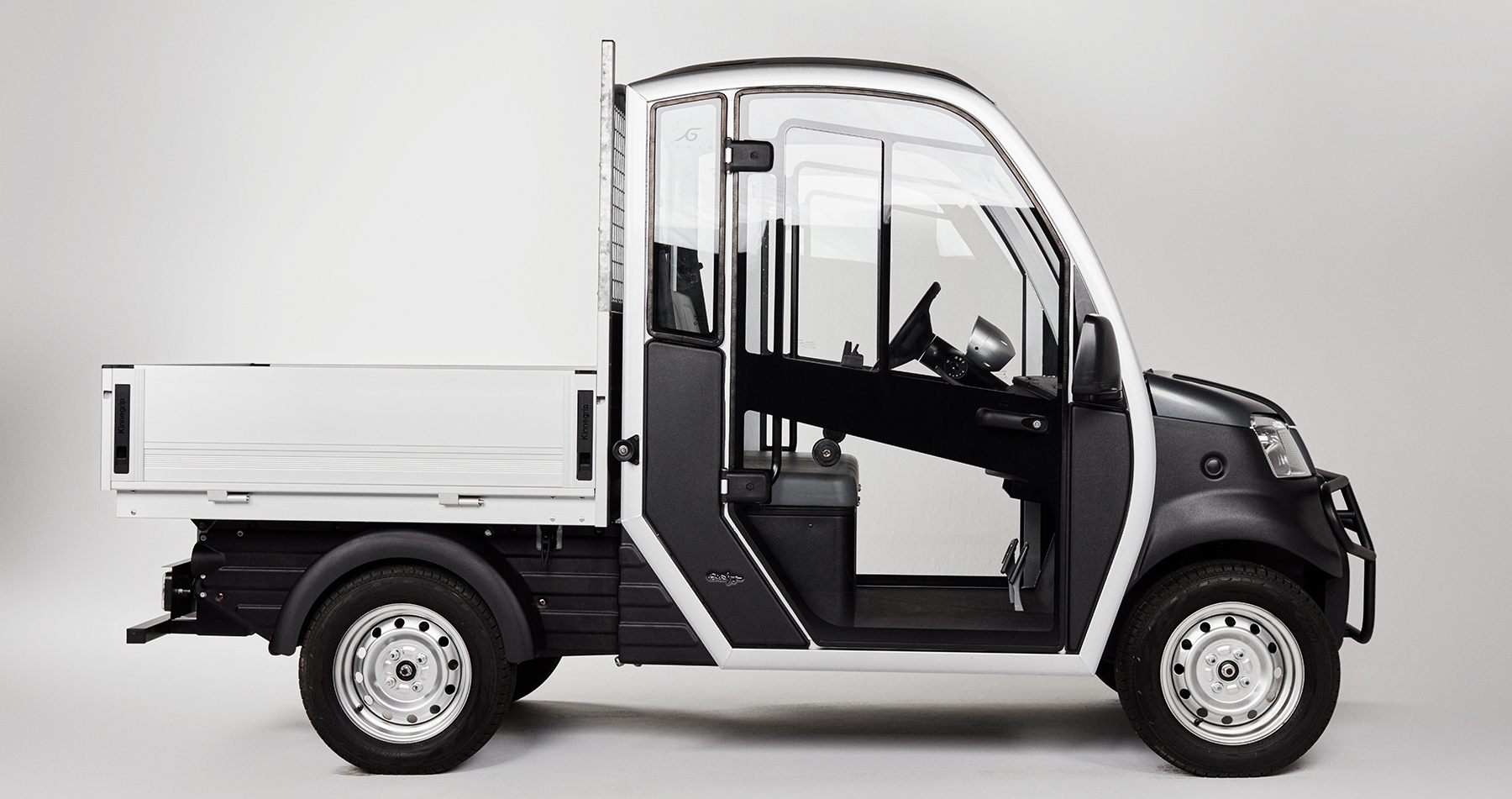 Garia Utility SC cargo bed side