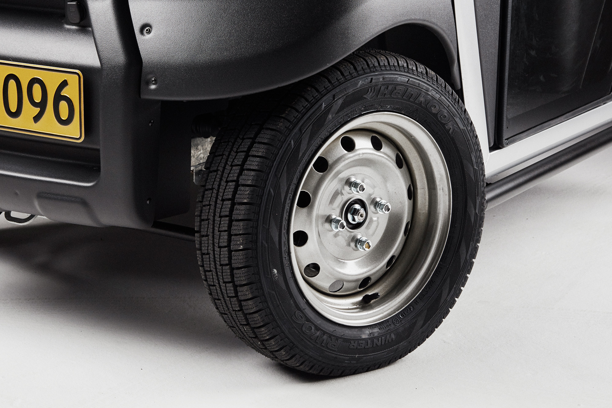 Garia Utility Features road tires 2