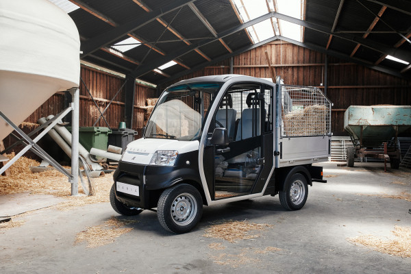 Garia Utility Vehicle agriculture 1