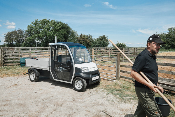 Garia Utility Vehicle agriculture 4